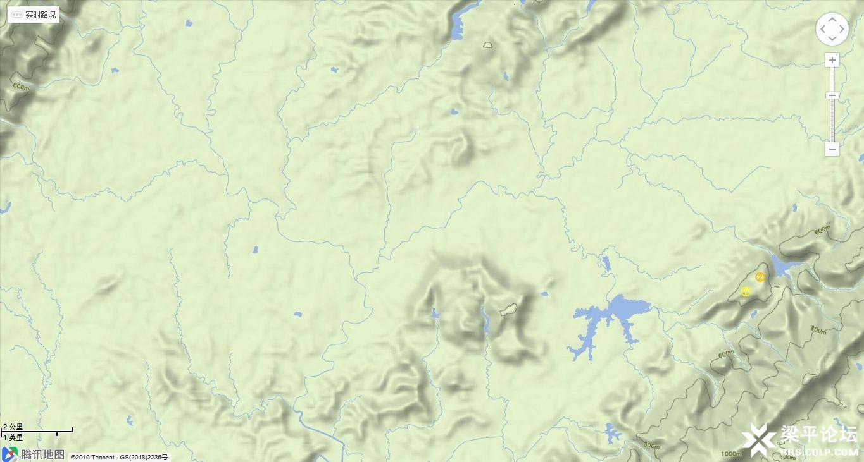 花园寨在梁平区平坝区域的相对位置2.jpg