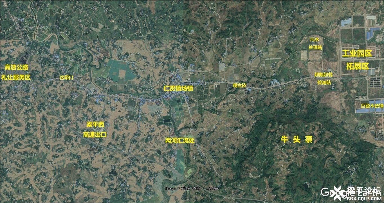 仁贤镇场镇及周边 卫星影像 1.jpg