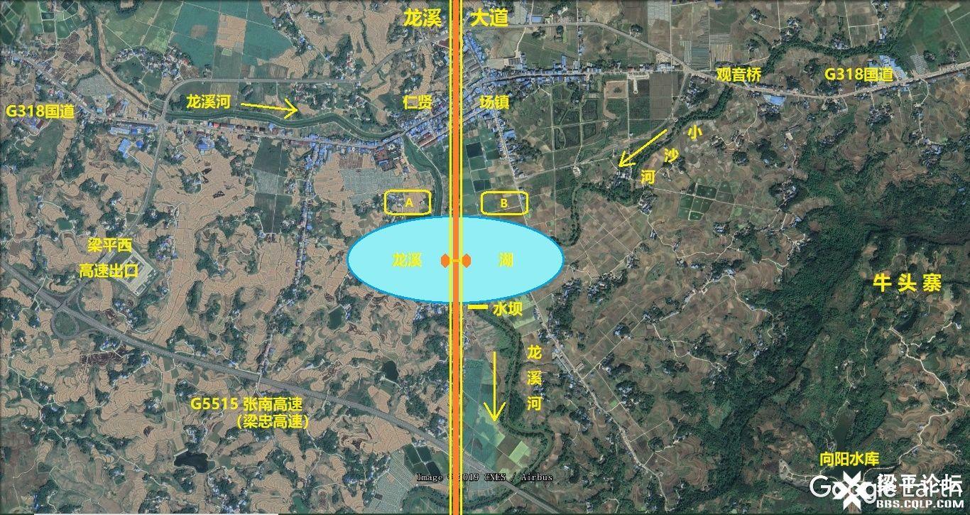 """梁平区城市中轴线""""龙溪大道""""及龙溪湖所在位置示意图.jpg"""