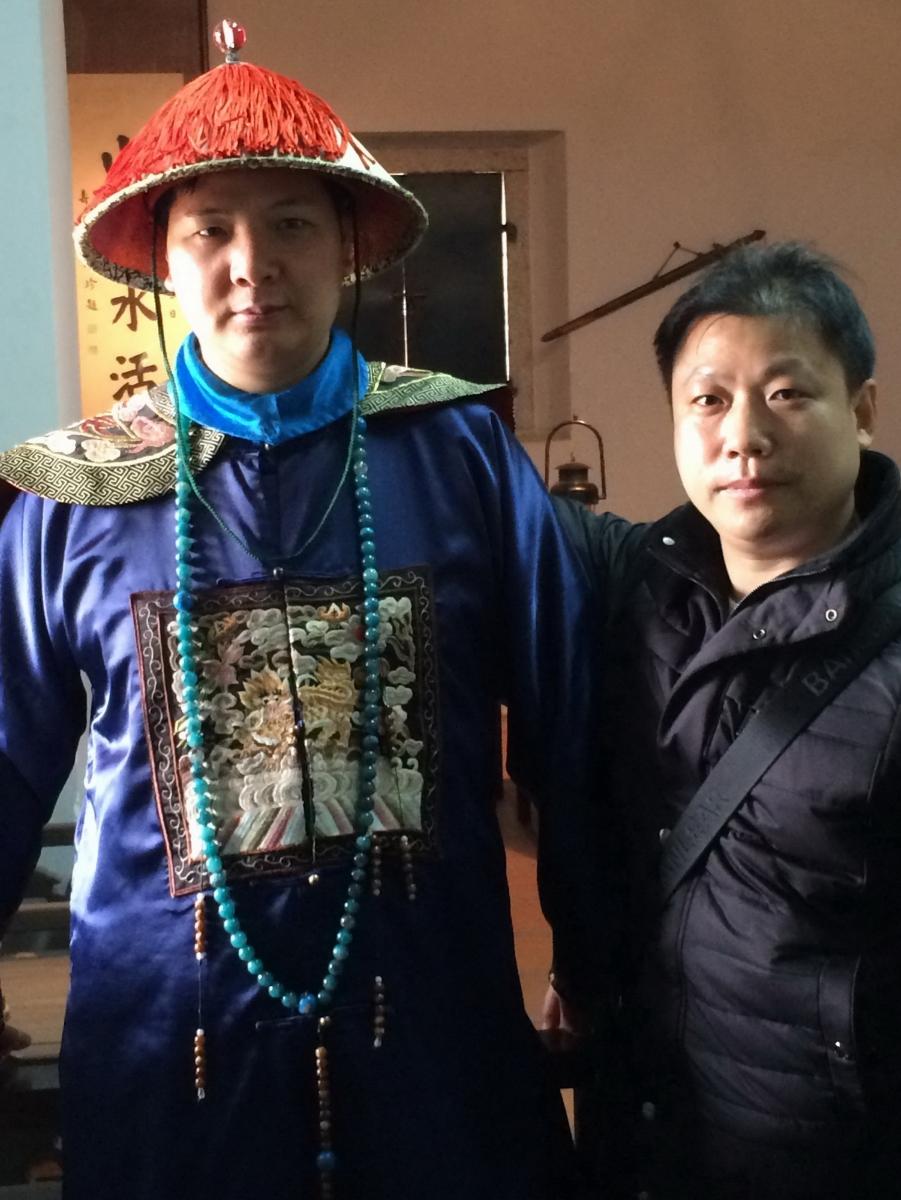 2015春节在厦门胡里山炮台
