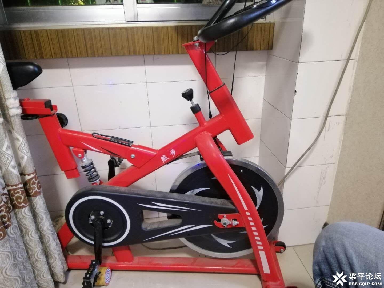 动感单车,锻炼神器,九成新,买成700,买200